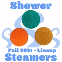 Fall 2021 Shower Steamers