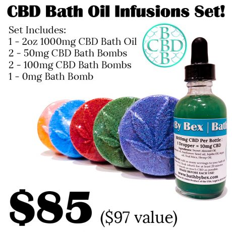 CBD Gift Sets and Collaborations.